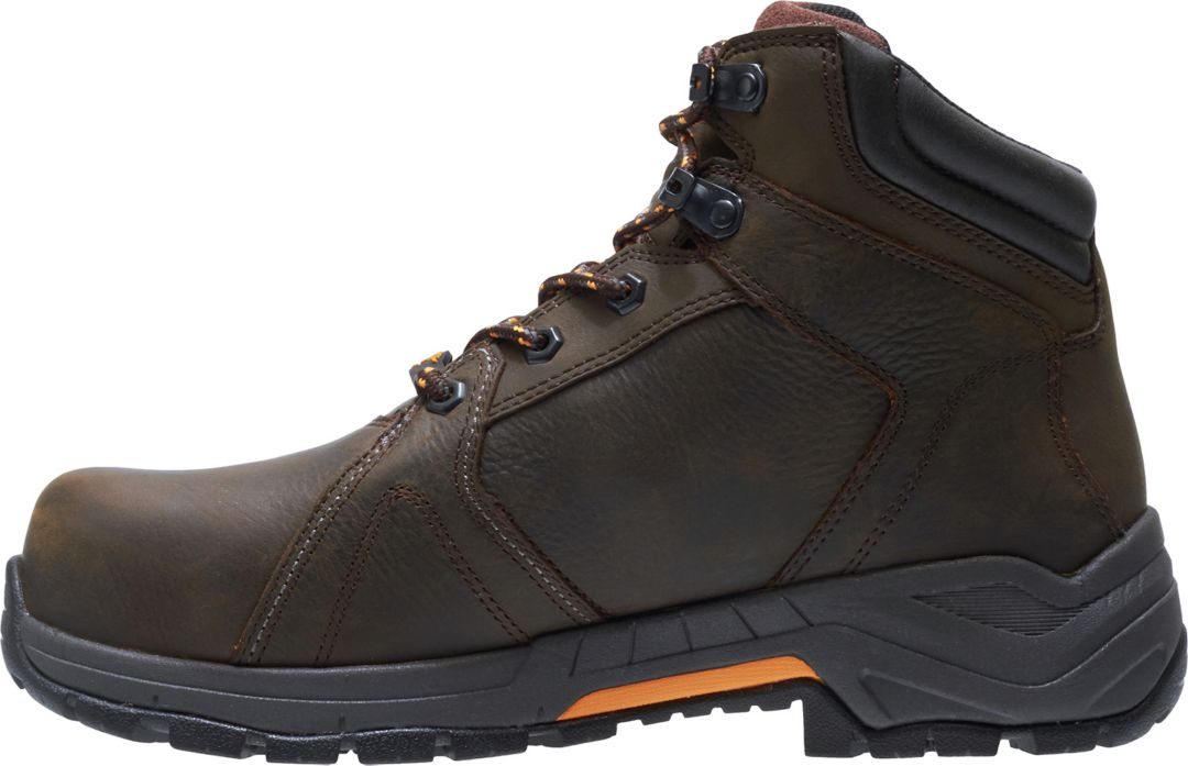 9d79a4375aa Wolverine Men's Contractor LX EPX 6'' Composite Toe Work Boots