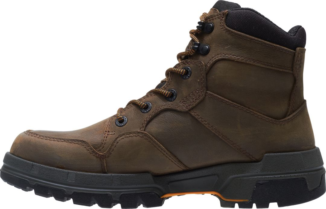 f5b699bf874 Wolverine Men's Legend Moc Toe 6'' Work Boots