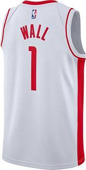 Nike Men's Houston Rockets John Wall #1 Dri-FIT Swingman White Jersey product image