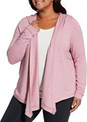 CALIA by Carrie Underwood Women's Plus Size Effortless Wrap Cardigan product image
