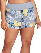 CALIA by Carrie Underwood Women's Anywhere Printed Petal Hem Shorts product image