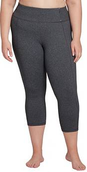 CALIA by Carrie Underwood Women's Essential Heather High Rise Capris (Regular and Plus) product image