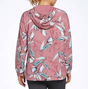CALIA by Carrie Underwood Women's Anywhere Printed Woven Pullover 1/2 Jacket product image