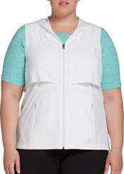 CALIA by Carrie Underwood Women's Woven Ruched Vest (Regular and Plus) product image