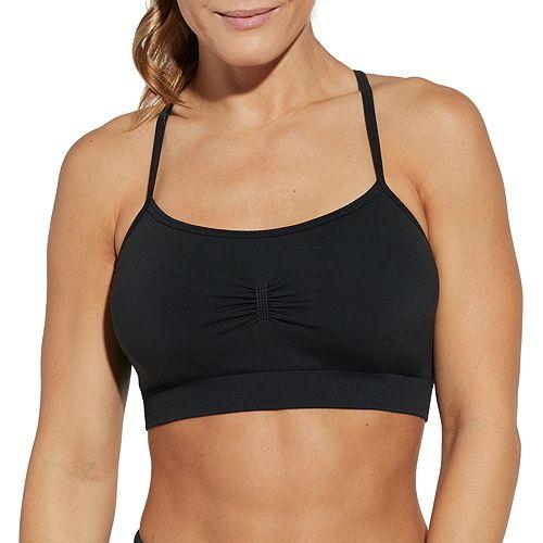 2df0b1777f CALIA by Carrie Underwood Women s Stretch Loop Back Sports Bra ...
