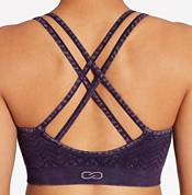 CALIA by Carrie Underwood Women's Strappy Back Seamless Sports Bra product image