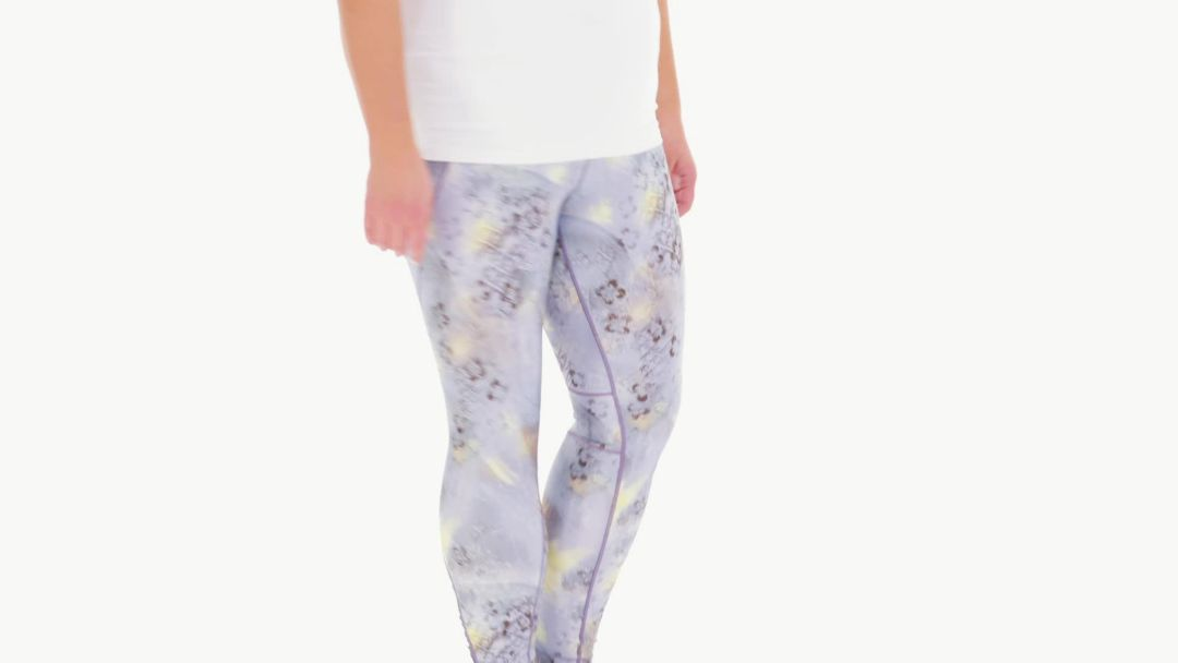 508e7f96f216 CALIA by Carrie Underwood Women's Plus Size Essential Printed High Waist  Ruched Leggings. noImageFound. Previous. 1. 2. 3