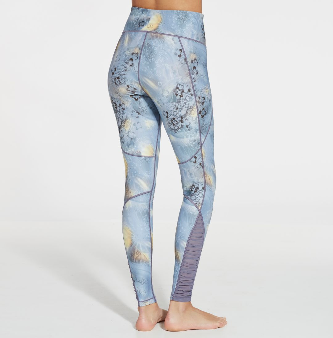 b29ba07ac475 CALIA by Carrie Underwood Women's Essential Printed High Waist Ruched  Leggings. noImageFound. Previous. 1. 2