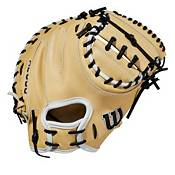 Wilson 33'' A2000 Series CM33 Catcher's Mitt 2021 product image