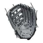 "Wilson 15"" A360 Series Slow Pitch Glove product image"