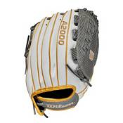 Wilson 12.5'' A2000 SuperSkin Series V125 Fastpitch Glove 2021 product image