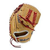 Wilson 34'' Aubree Munro A2000 Series Game Model Fastpitch Catcher's Mitt 2021 w/ Spin Control Technology product image