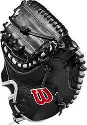 Wilson 33.5'' M1D A2000 SuperSkin Series Catcher's Mitt 2022 product image
