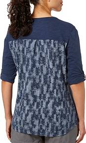 Field & Stream Women's Y-Neck ¾ Sleeve Shirt product image