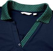 Lady Hagen Green Printed Sleeveless Golf Polo product image