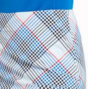 Lady Hagen Gingham Woven Golf Skort product image