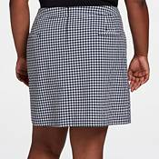 Lady Hagen Women's USA Plaid Print Golf Skort – Extended Sizes product image