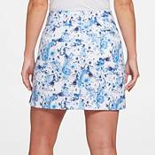 Lady Hagen Women's Toile Floral Print 17'' Golf Skort product image