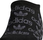 adidas Originals Women's Graphic Super No-Show Socks – 3 Pack product image