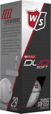 Wilson Staff Duo Soft Personalized Golf Balls product image