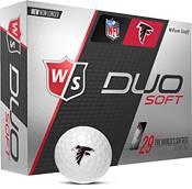 Wilson Staff Duo Soft Atlanta Falcons Golf Balls product image