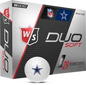 Wilson Staff Duo Soft Dallas Cowboys Golf Balls product image