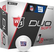 Wilson Staff Duo Soft New York Giants Golf Balls product image