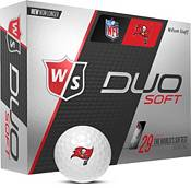 Wilson Staff Duo Soft Tampa Bay Buccaneers Golf Balls product image