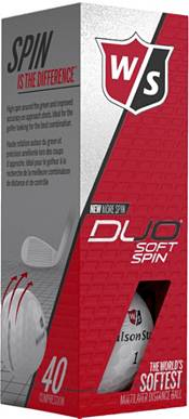 Wilson Staff Duo Soft Spin Personalized Golf Balls product image