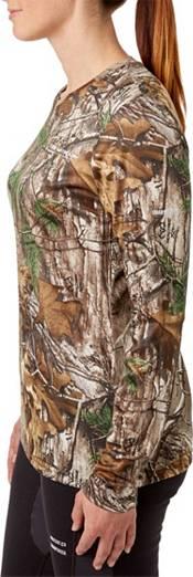 Field & Stream Women's Long Sleeve Camo Tech Tee product image