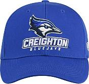 Top of the World Men's Creighton Bluejays Blue Whiz Adjustable Hat product image