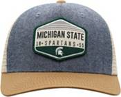 Top of the World Men's Michigan State Spartans Grey/Brown/White Wild Adjustable Hat product image