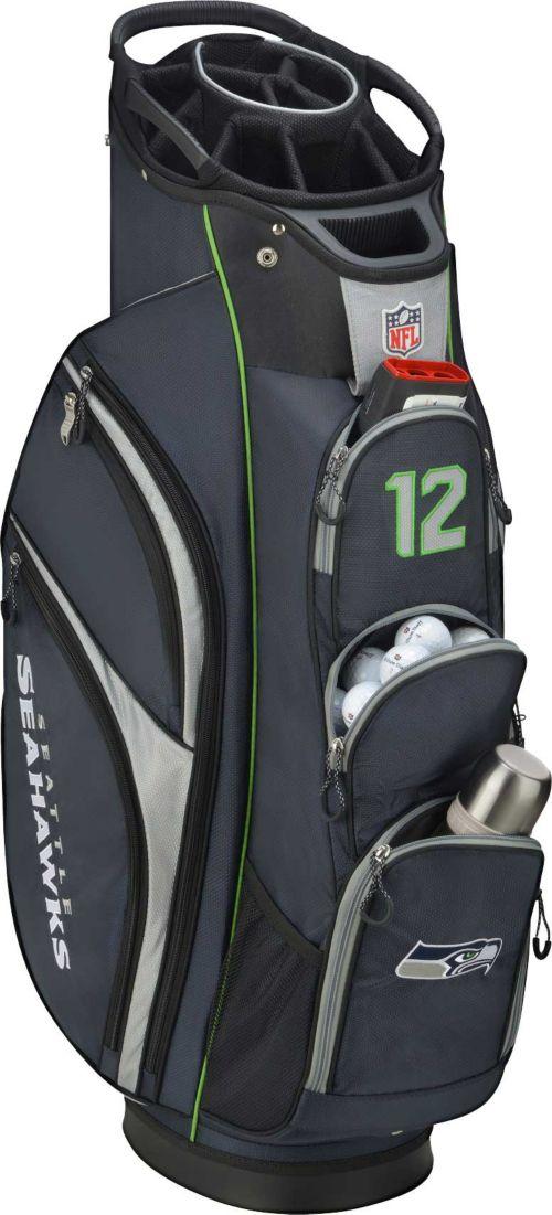 0420f62509d Wilson Jacksonville Jaguars Cart Golf Bag | DICK'S Sporting Goods
