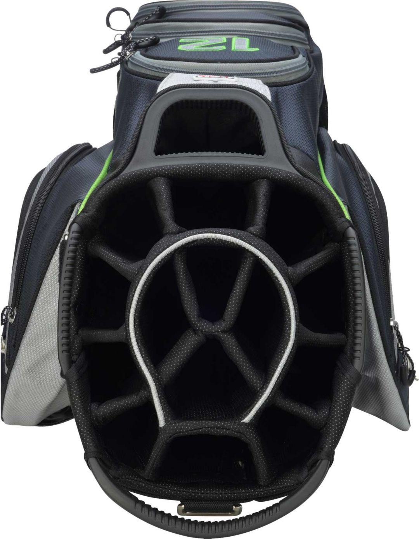b81fb1b5 Wilson Minnesota Vikings Cart Golf Bag
