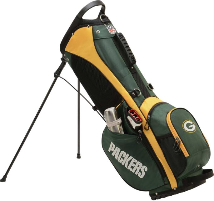 d57b8864 Wilson Pittsburgh Steelers Stand Bag