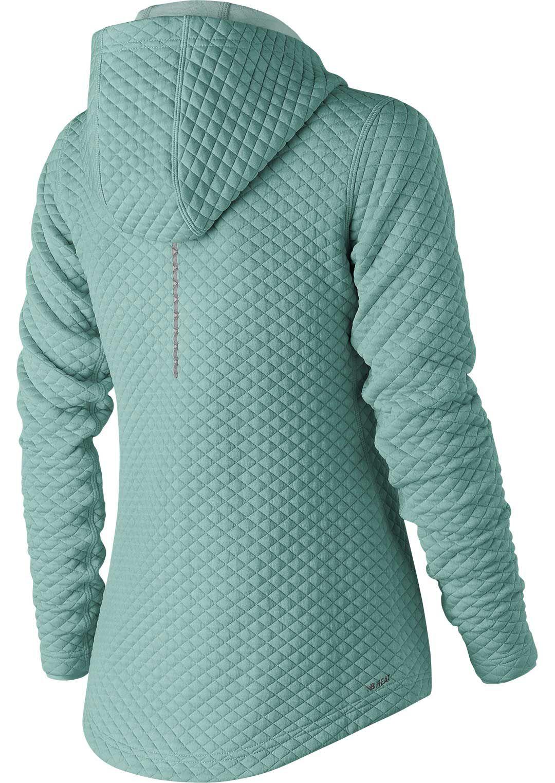 a65dd546 New Balance Women's Heat Loft Asymmetrical Full-Zip Jacket