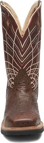 Justin Men's Derrickman Composite Toe Western Work Boots product image