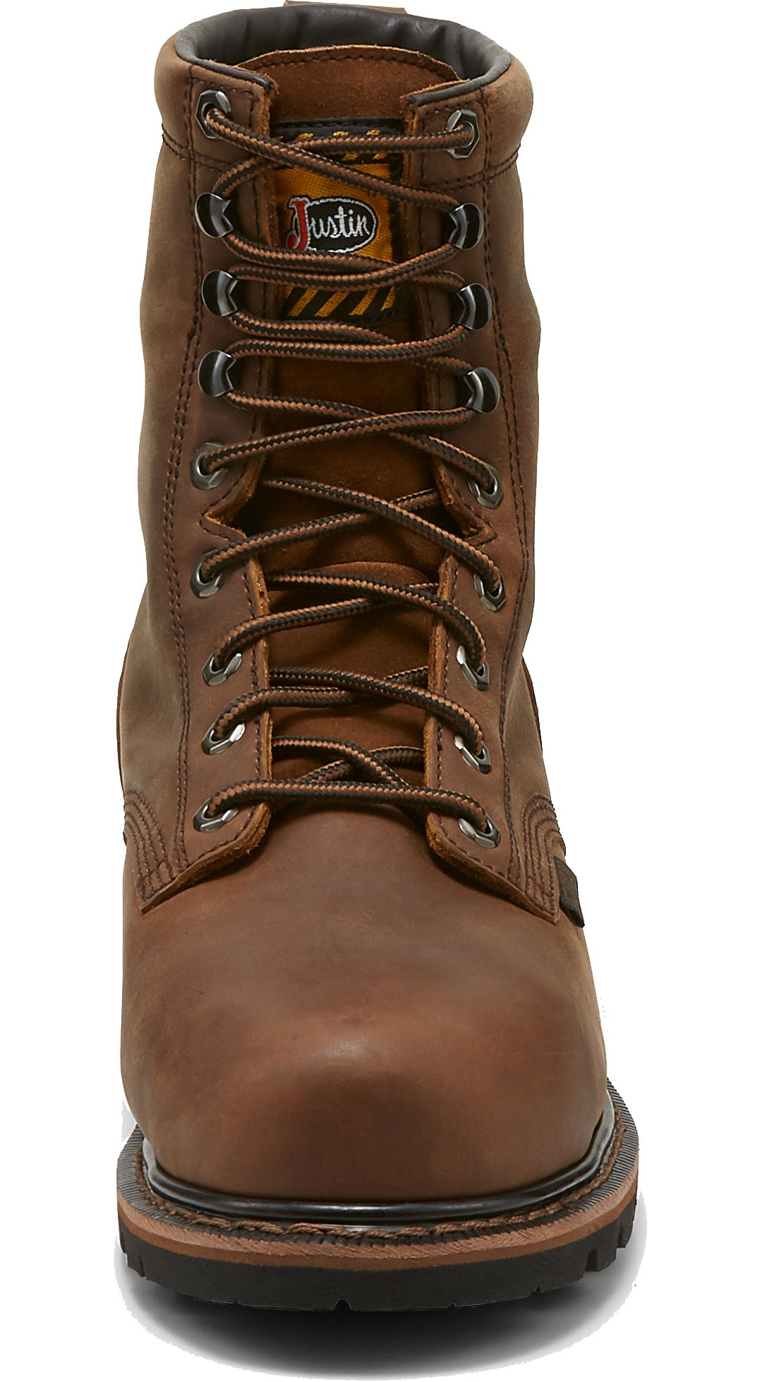 efe6e22ce9c Justin Men's Pulley MetGuard Composite Toe EH Work Boots
