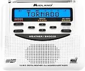Midland WR120 NOAA Weather Alert Radio product image