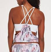 CALIA by Carrie Underwood Women's Pattern 2-in-1 Tankini product image