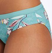 CALIA by Carrie Underwood Women's Wide Banded Printed Bikini Bottoms product image