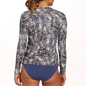 CALIA by Carrie Underwood Women's Zip Up Long Sleeve Rash Guard product image