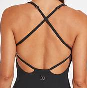 CALIA by Carrie Underwood Women's Loop Back Swimsuit product image