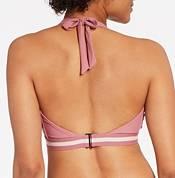 CALIA by Carrie Underwood Women's Side Elastic Bikini Top product image