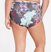 CALIA by Carrie Underwood Women's Plus Size High Waist Printed Bikini Bottoms product image
