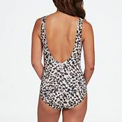 CALIA by Carrie Underwood Women's Tie Front One Piece Swimsuit product image