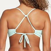 CALIA by Carrie Underwood Women's Front Keyhole Bikini Top product image