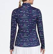 Slazenger Women's Prism Print Long Sleeve Golf Polo product image