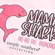 Simply Southern Women's Shark Short Sleeve T-Shirt product image