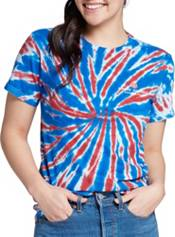 Simply Southern Women's Merica Logo Short Sleeve Graphic T-Shirt product image